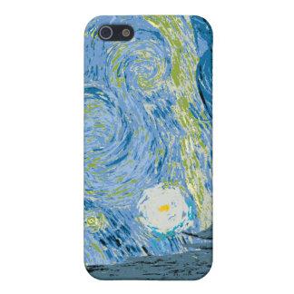 Digital Van Gogh iPhone 5 Case