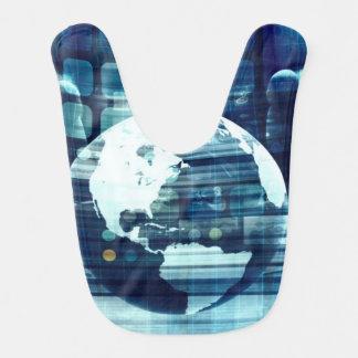Digital World and Technology Lifestyle Industry Bib