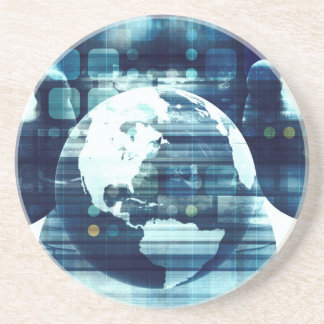 Digital World and Technology Lifestyle Industry Coaster