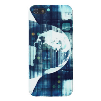 Digital World and Technology Lifestyle Industry Cover For iPhone 5/5S