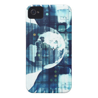 Digital World and Technology Lifestyle Industry iPhone 4 Case-Mate Cases