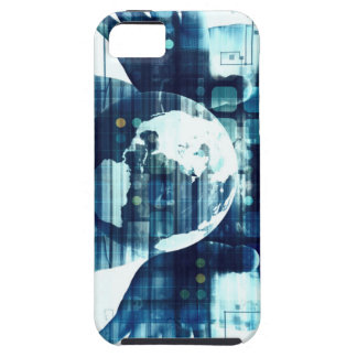 Digital World and Technology Lifestyle Industry iPhone 5 Case