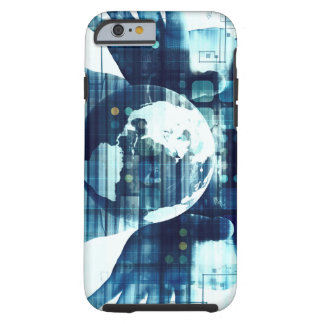 Digital World and Technology Lifestyle Industry Tough iPhone 6 Case