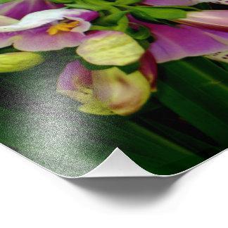 Digitalis Purpurea Flowers Photo Print