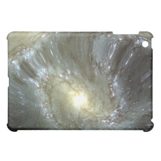 Digitally altered galaxy case for the iPad mini