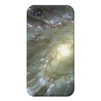 Digitally altered galaxy iPhone 4/4S covers