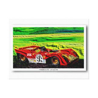 Digitally Artworks by Jean Louis Glineur: 312 PB Canvas Print