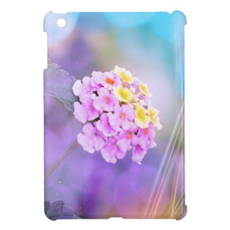 Digitally Enhanced Flower iPad Mini Case