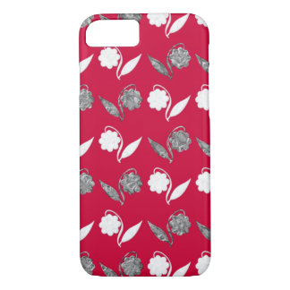 Digitally kind - red iPhone 8/7 case