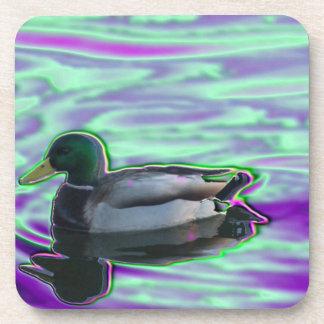 Digitized Duck Coaster