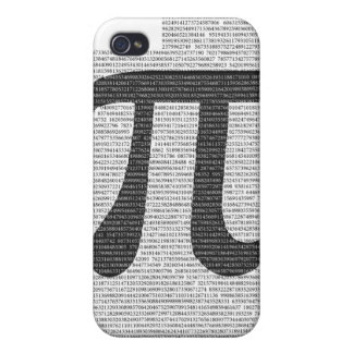 Digits of Pi iPhone 4/4S Covers