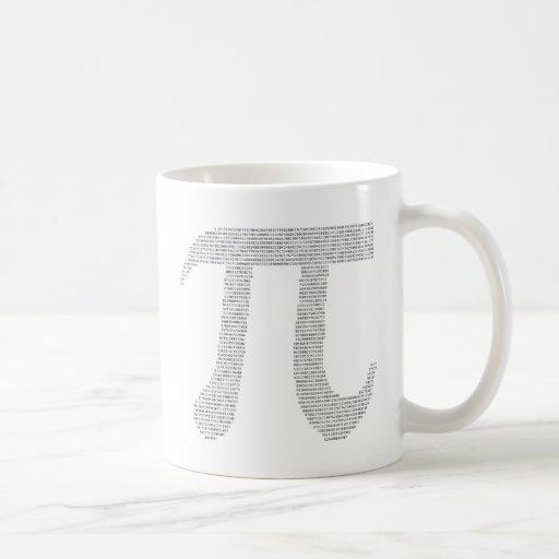 Digits of Pi Mugs