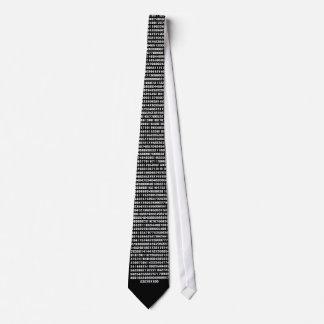 Digits of Pi Tie