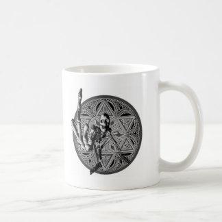 Digitus Impudicus Basic White Mug