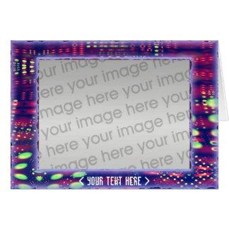 Digitz (photo frame) card