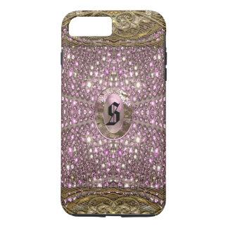 Digloos Pleurthye Elegant VII Monogram iPhone 7 Plus Case