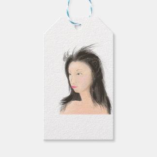 Dignified [japanese kanji] gift tags