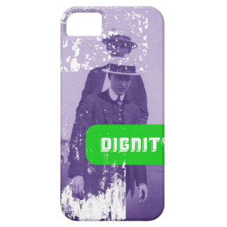 Dignity Straw Hats Boys iPhone 5 Covers