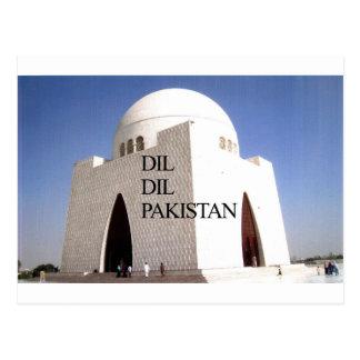 Dil Dil Pakistan Hakuna Matata Postcard
