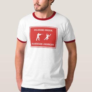 DILARANG MASUK, KAWASAN LARANGAN T-Shirt