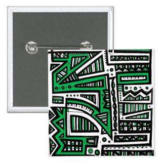 Diligent Perfect Efficient One 15 Cm Square Badge