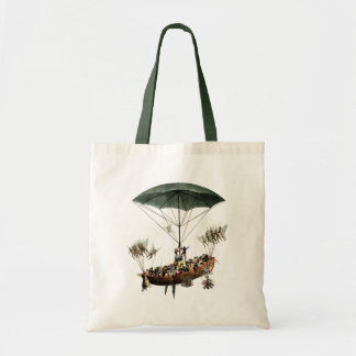 Diligenza And Flying Creatures Budget Tote Bag