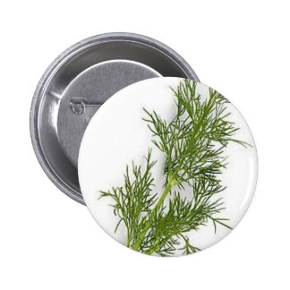 Dill Weed 6 Cm Round Badge