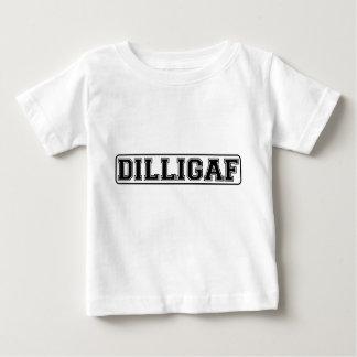 "DILLIGAF – Funny rude ""Do I look like I Give A"" Baby T-Shirt"