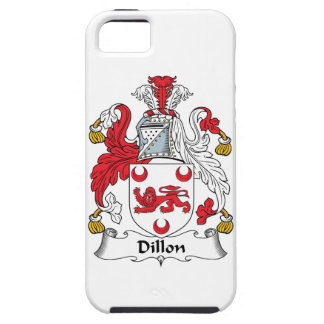 Dillon Family Crest Tough iPhone 5 Case