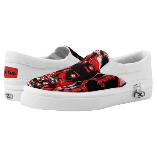 Dilusional Janey Slip-On Shoes