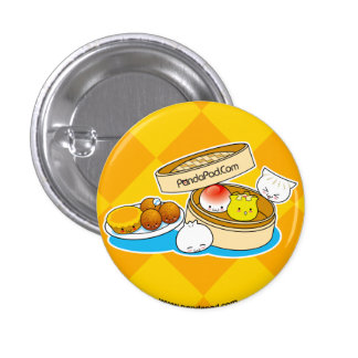 Dim Sum Party Button (more styles...)