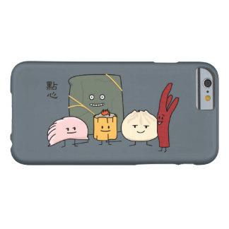 Dim Sum Pork Bao Shaomai Chinese dumpling Buns Bun Barely There iPhone 6 Case