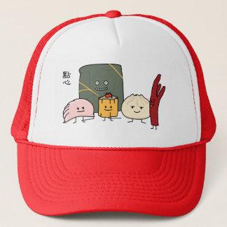 Dim Sum Pork Bao Shaomai Chinese dumpling Buns Bun Trucker Hat