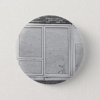 dimension 6 cm round badge