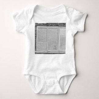 dimension baby bodysuit