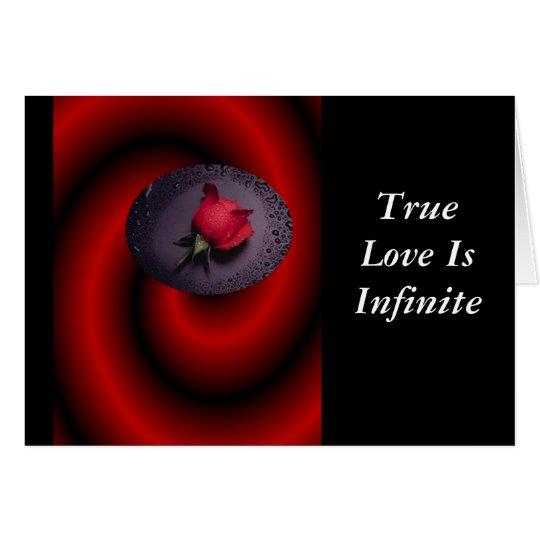 Dimension of Love Card