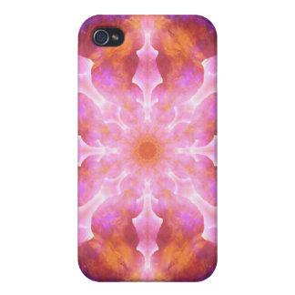 Dimensional Awareness Mandala Covers For iPhone 4