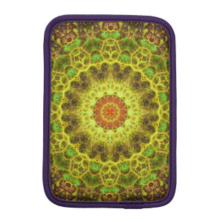 Dimensional Transition Mandala iPad Mini Sleeve