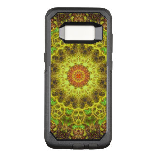Dimensional Transition Mandala OtterBox Commuter Samsung Galaxy S8 Case