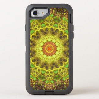 Dimensional Transition Mandala OtterBox Defender iPhone 7 Case