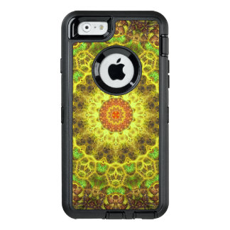 Dimensional Transition Mandala OtterBox Defender iPhone Case