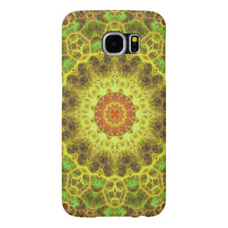 Dimensional Transition Mandala Samsung Galaxy S6 Cases