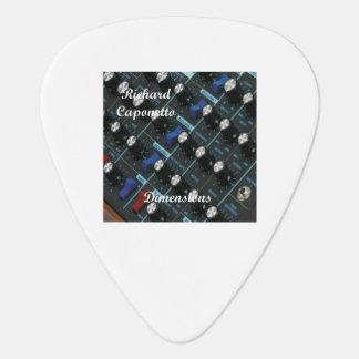 Dimensions Guitar Picks Plectrum