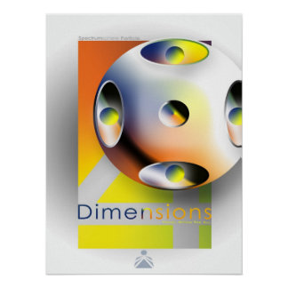 Dimensions Posters