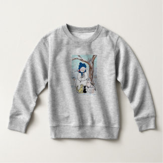 Dimples the Snowman and the Ice Pond Sweatshirt