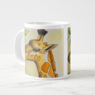 Dina's Giraffe Jumbo Mug