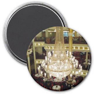 Dine on Board 7.5 Cm Round Magnet