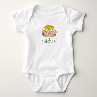 Diner Style Eggs Benedict w/ Hollandaise Foodie Baby Bodysuit