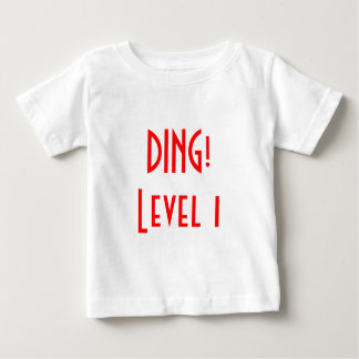 DING!Level 1 Baby T-Shirt