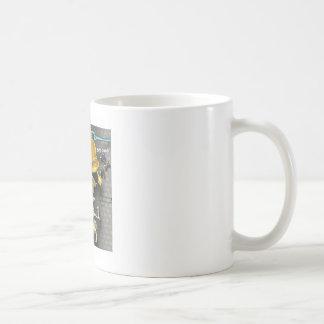 Dingbat Funny Cartoon Gifts Tees & Collectibles Basic White Mug
